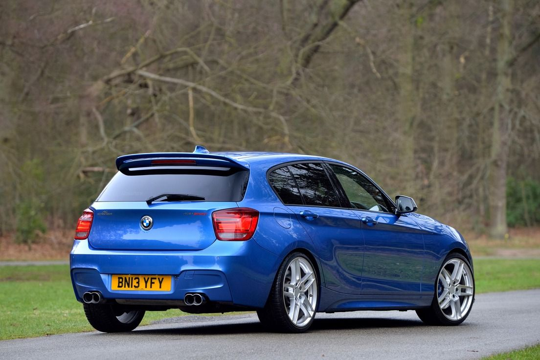 Roof Spoiler For Bmw 1 Series F20 F21